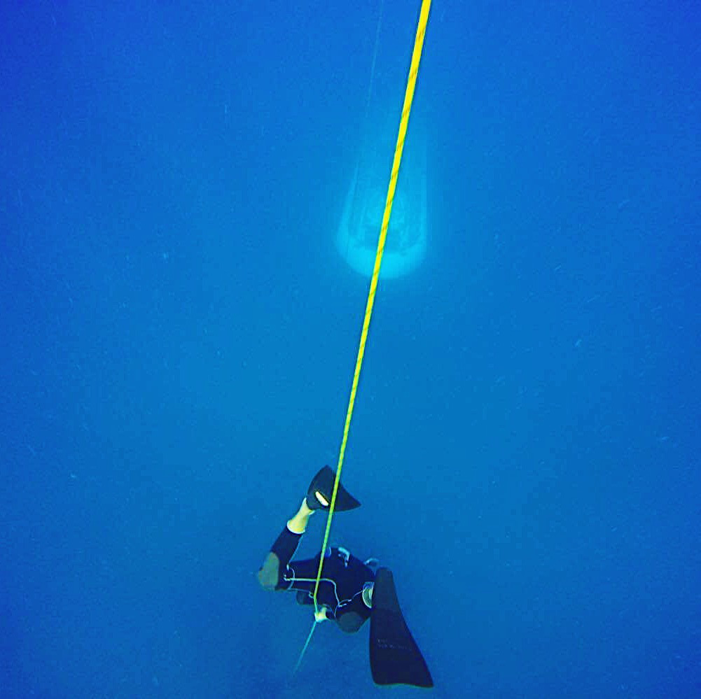 Course 4 – Hawaii – Learning Freediving – One month challenge