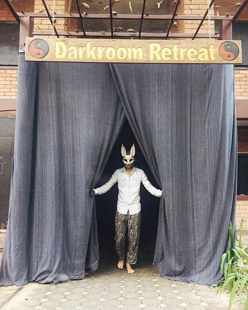 Darkroom retreat review Tao-Garden Mantak Chia rating