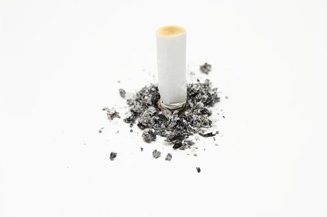 Quit smoking bad habits