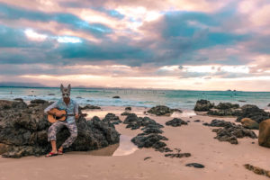 Course 8 – Australia – Learning the Guitar & Studying Buddhism