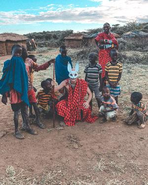 Maasai__Children1_mount_kilimanjaro_Tribe_Manyatta_Maasaitribe_HS_white_rabbit
