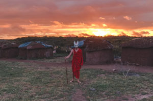 Living with the Maasai Tribe in Kenya